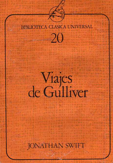 Los viajes de Gulliv...