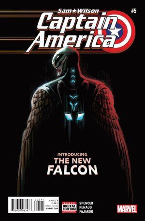 Captain America: Sam Wilson Vol.1 #5