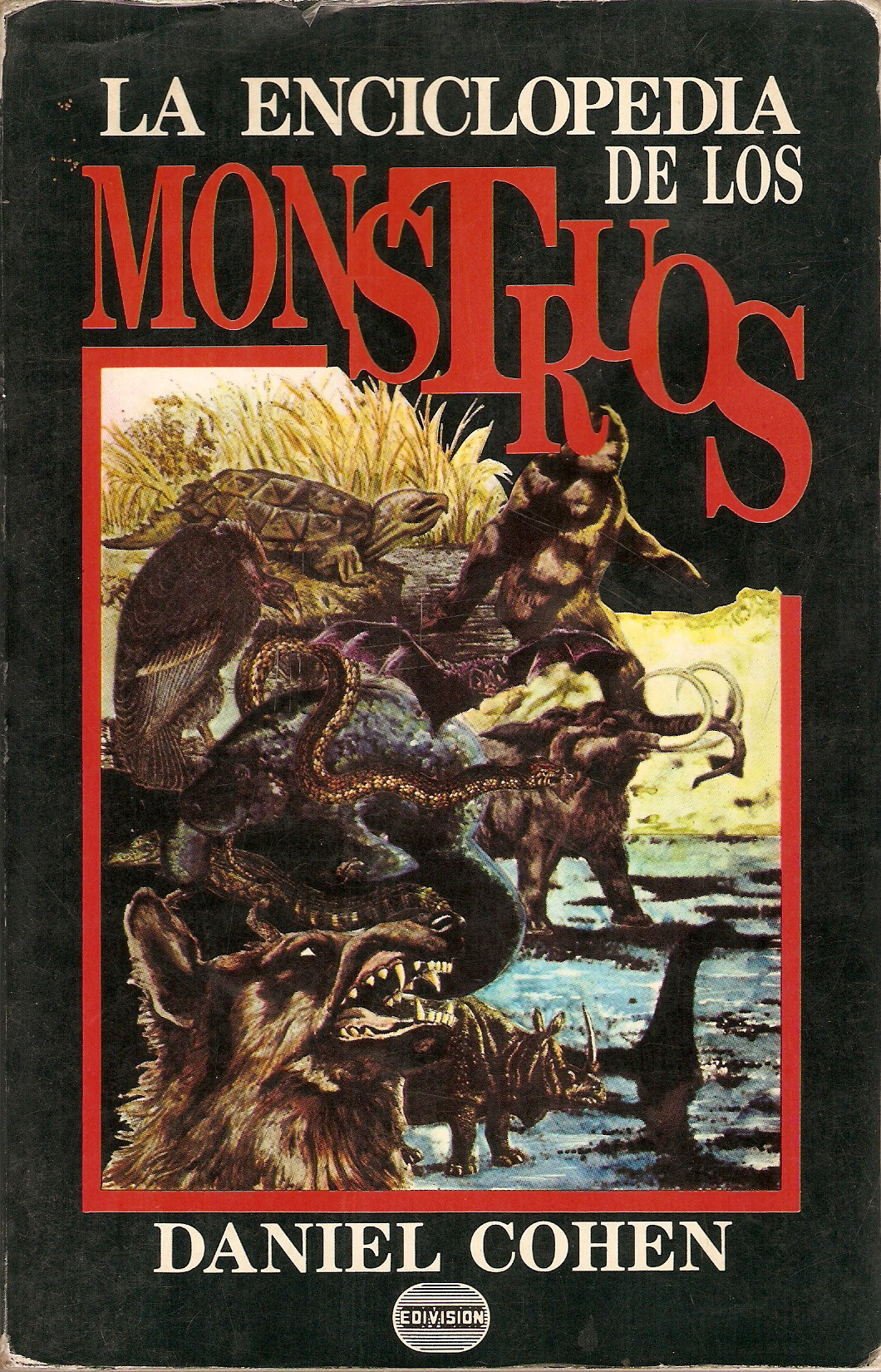 La enciclopedia de los monstruos
