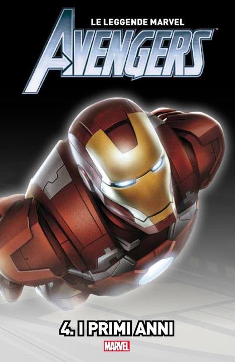 Avengers - Le leggen...