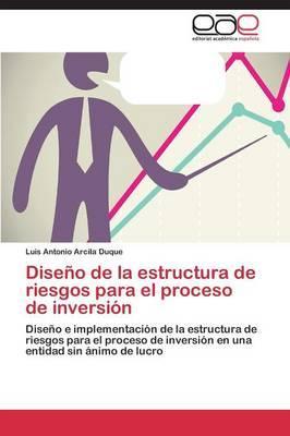 Diseño de la estructura de riesgos para el proceso de inversión