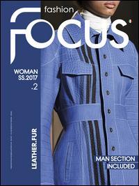 FASHION FOCUS WOMAN-MAN LEATHER.FUR N2 - SS17