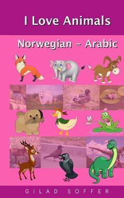 I Love Animals Norwegian - Arabic
