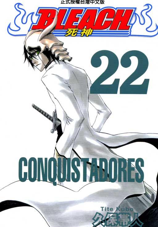 BLEACH 死神 22