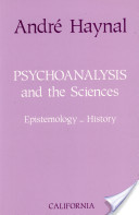 Psychoanalysis and the Sciences
