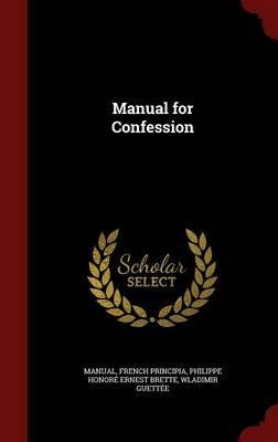 Manual for Confessio...