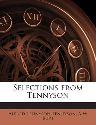 Selections from Tennyson