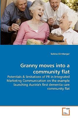 Granny moves into a community flat