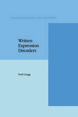 Written Expression Disorders