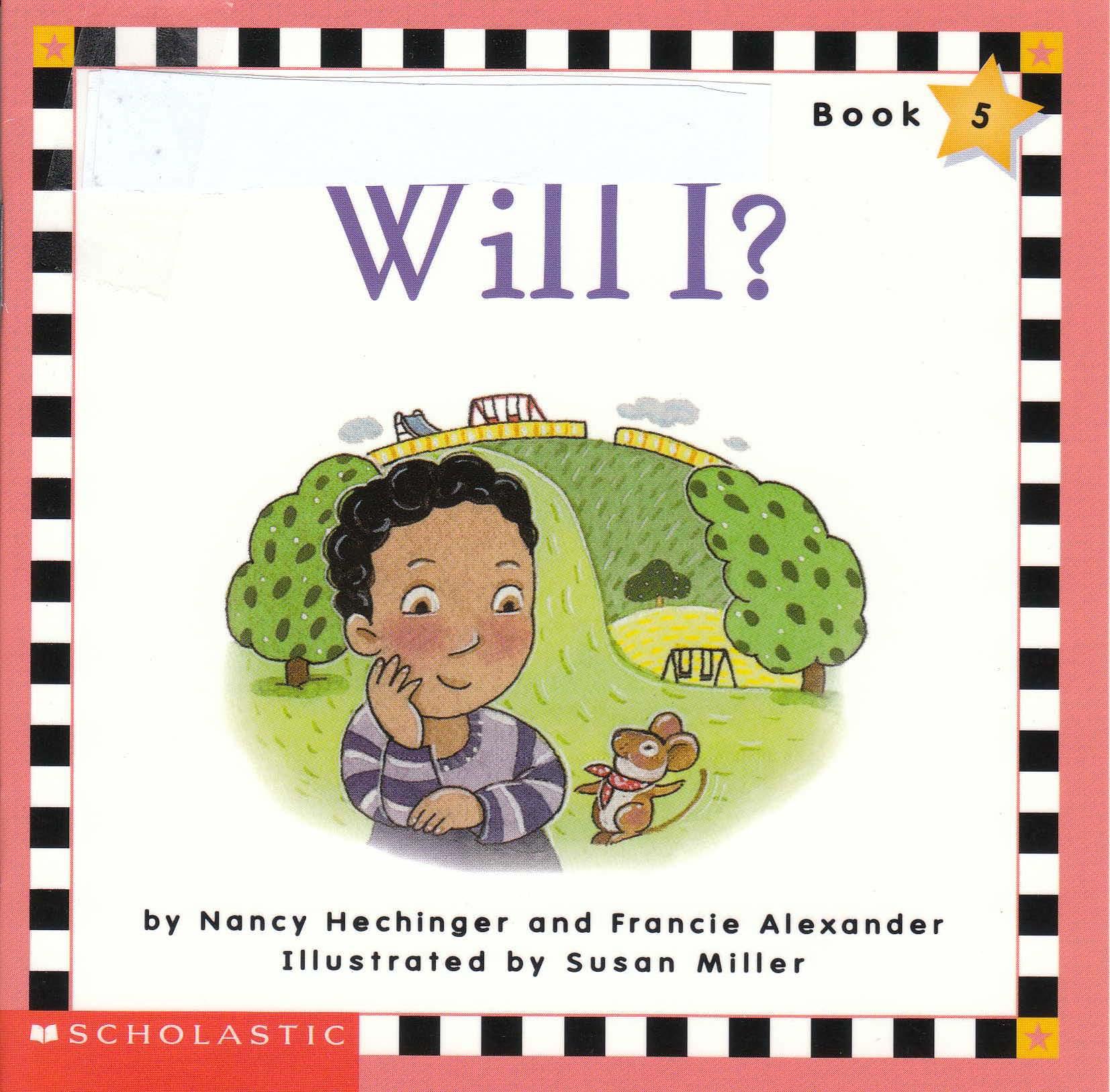 Will I?