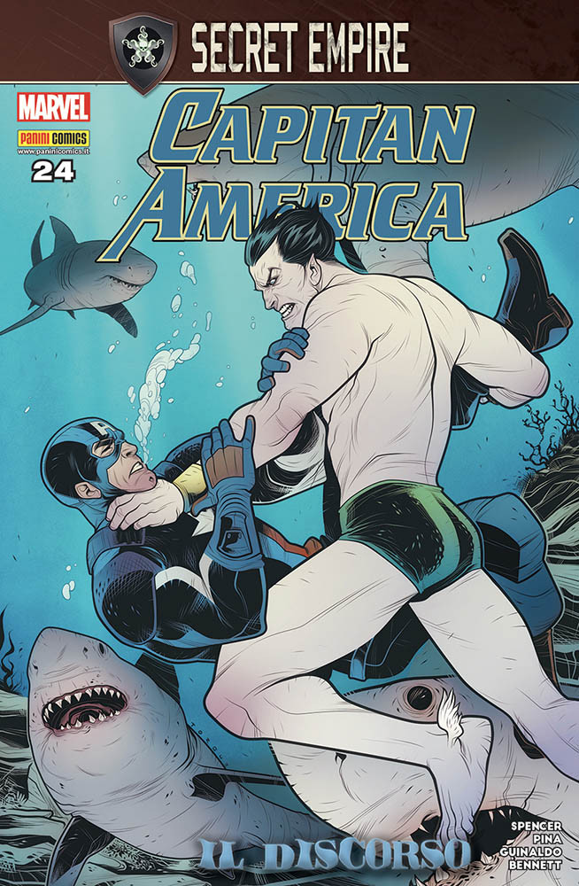 Capitan America n. 94