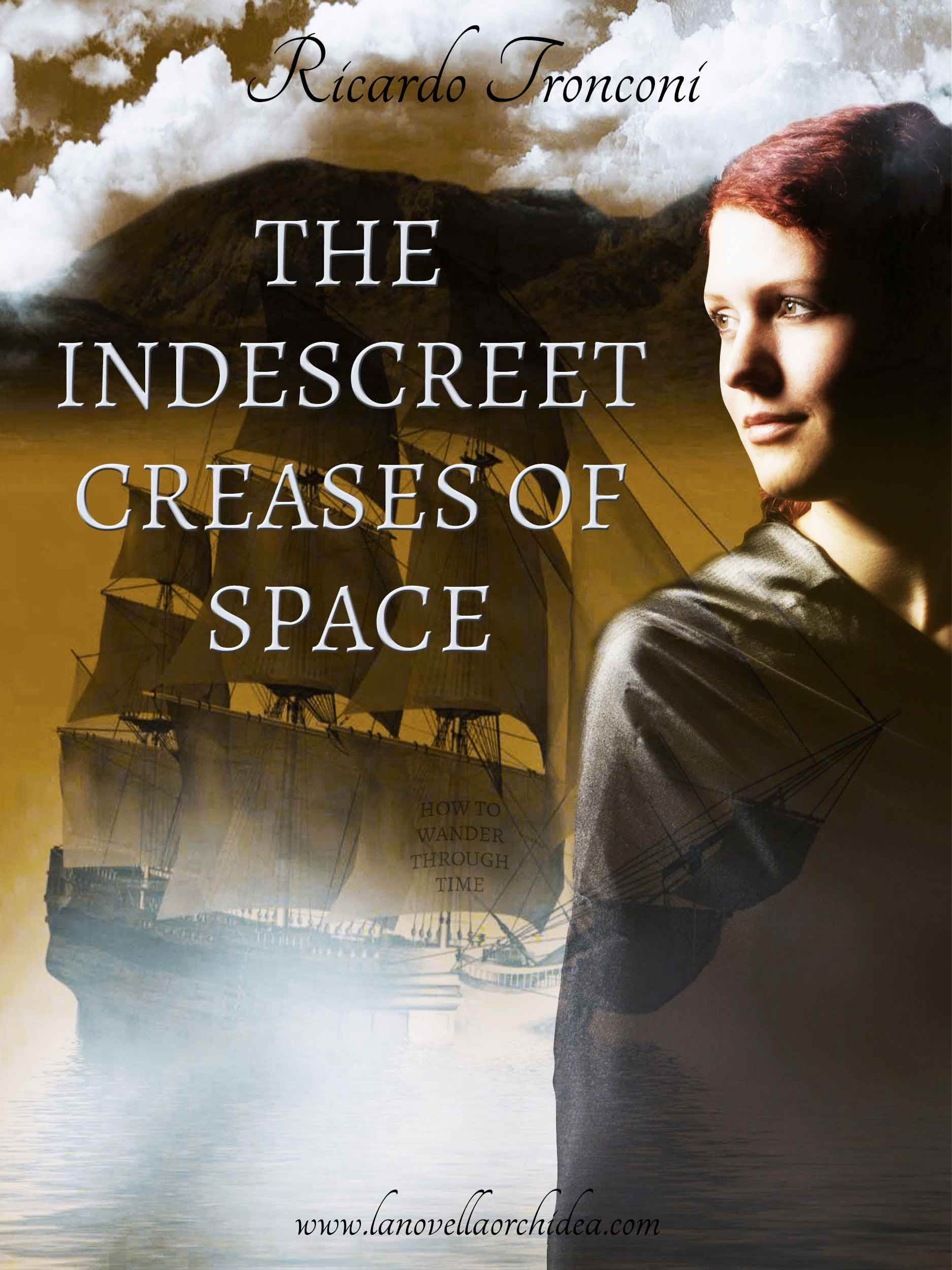 The Indiscreet Creases Of Space