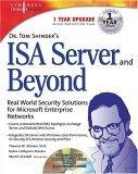 Dr. Tom Shinder's ISA Server and Beyond with CDROM