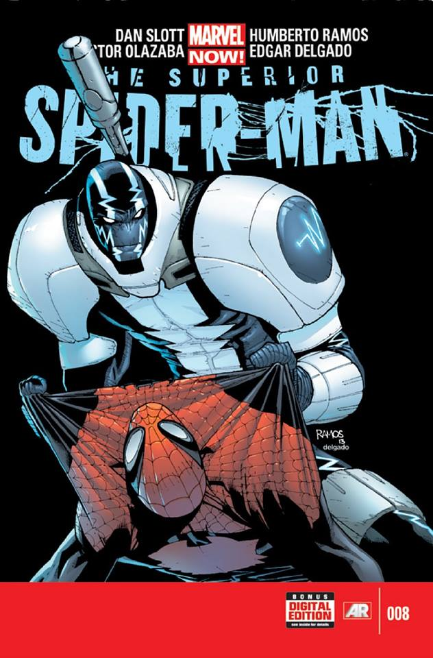 The Superior Spider-Man Vol.1 #8