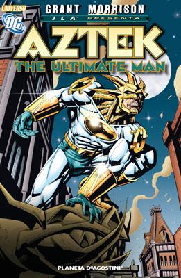 Universo DC - Aztek The Ultimate Man
