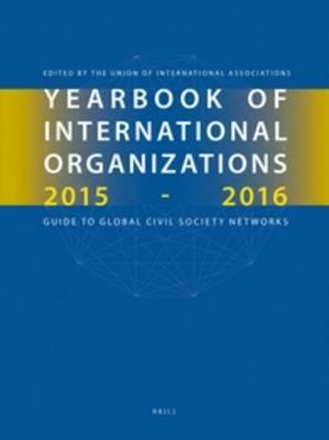 Yearbook of International Organizations 2015-2016