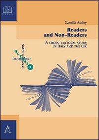 Readers and non-readers. A cross-cultural study in Italy and the Uk