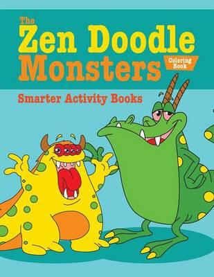 The Zen Doodle Monsters Coloring Book