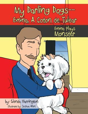 My Darling Dogs-Emma, A Coton de Tulear