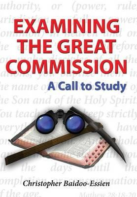 Examining the Great Commission