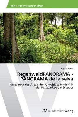 RegenwaldPANORAMA - PANORAMA de la selva