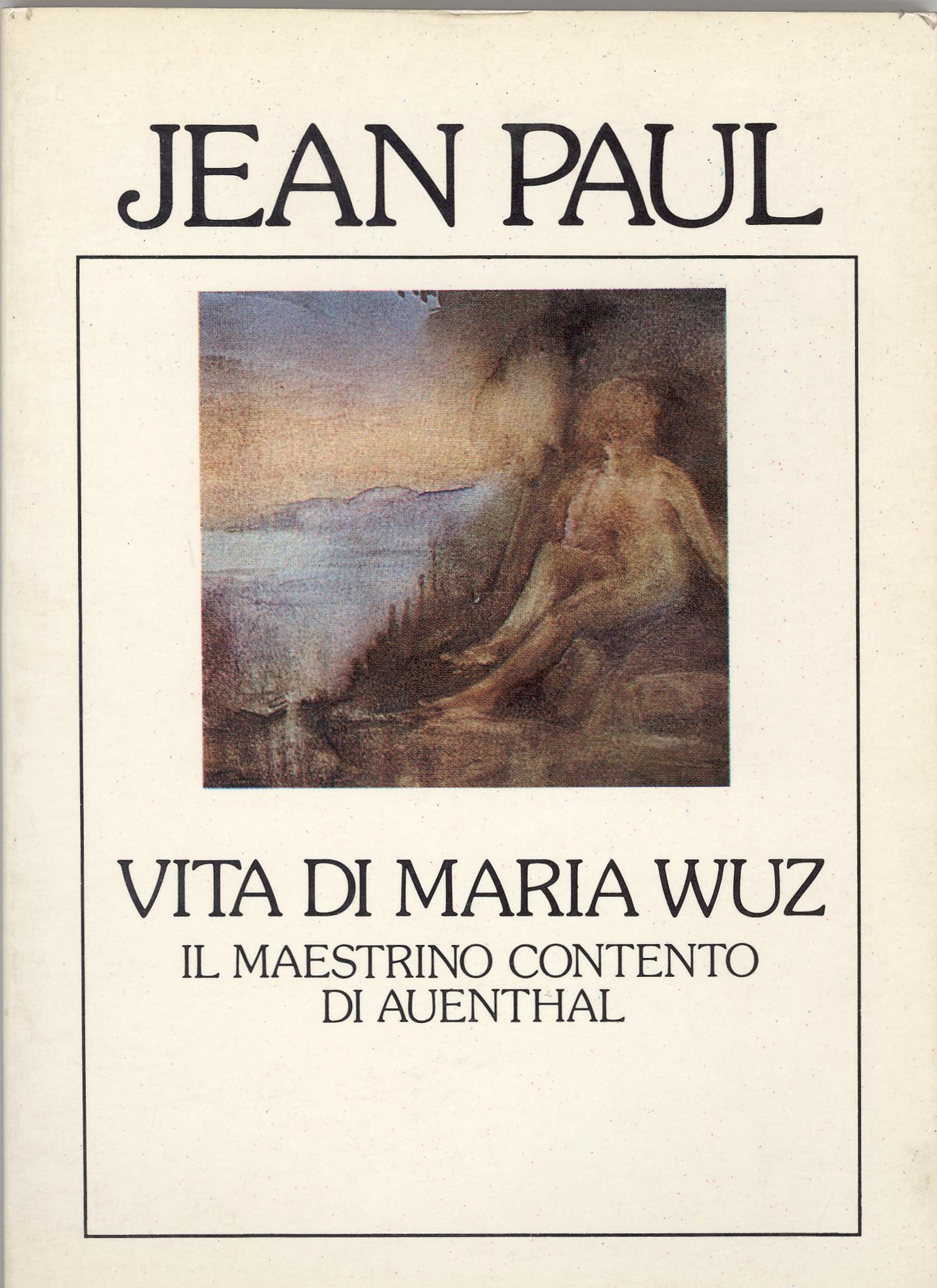 Vita di Maria Wuz, i...