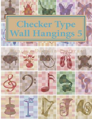 Checker Type Wall Hangings 5
