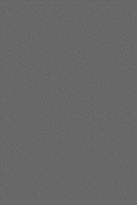 Journal Dim Gray Grey Color Simple Plain Gray Grey