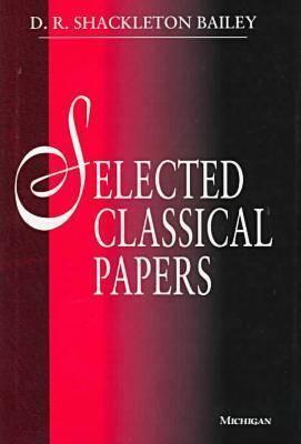 Selected Classical Papers