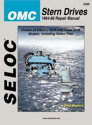 Omc Stern Drive 1964-1986