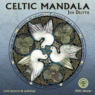 Celtic Mandala 2018 Calendar