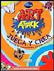 ART ATTACK JUEGA Y C...