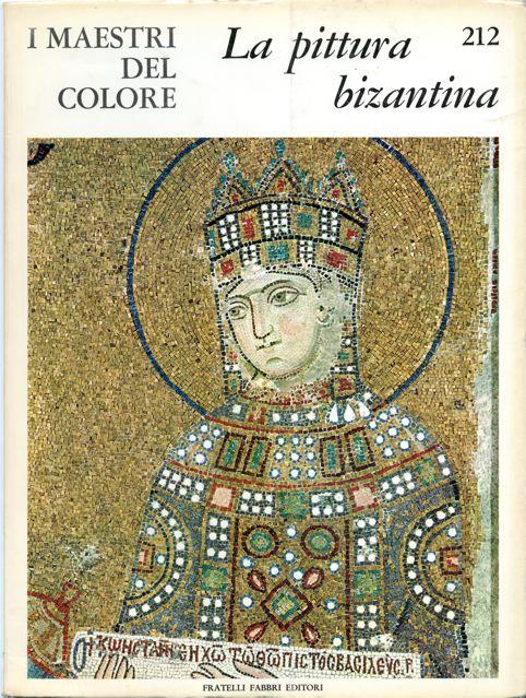 La pittura bizantina