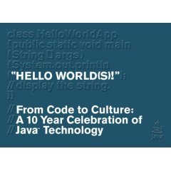 Hello World(s) -- From Code to Culture