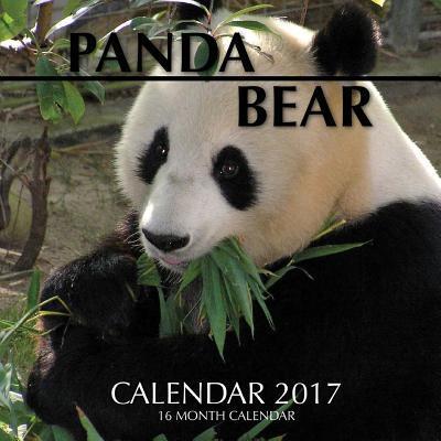 Panda Bear 2017 Calendar