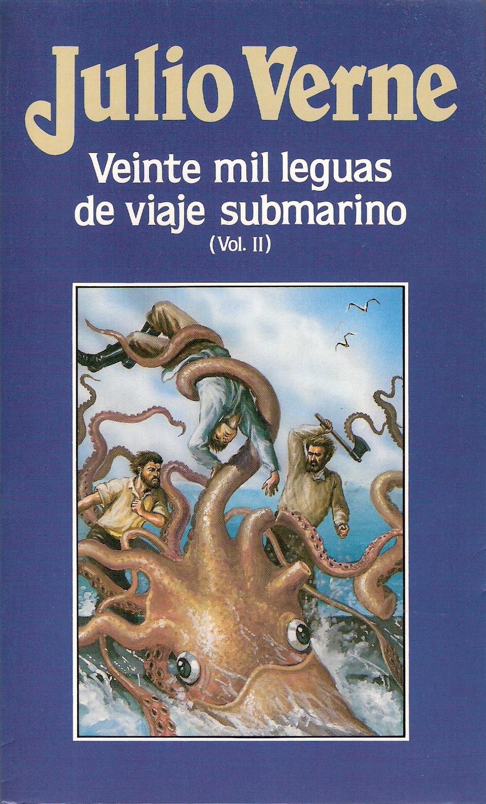 Veinte mil leguas de viajes submarino II