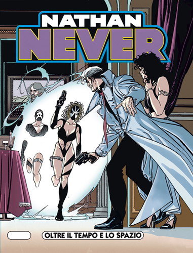 Nathan Never n. 97