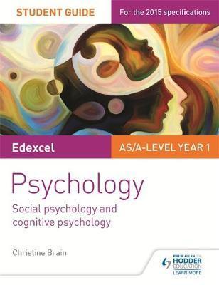 Edexcel Psychology Student Guide 1