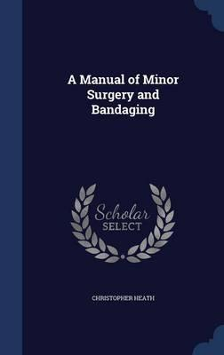 A Manual of Minor Su...