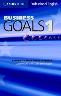 Business Goals 1 Audio Cassette