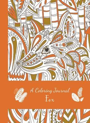 A Coloring Journal Fox