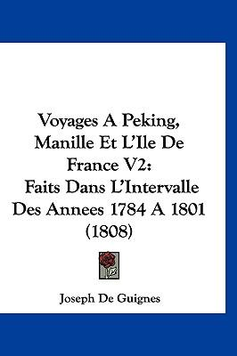 Voyages a Peking, Ma...
