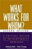 What Works for Whom?, Second Edition