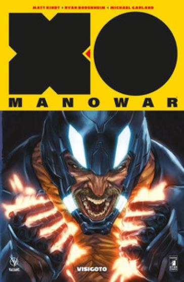 X-O Manowar vol. 4 Nuova serie