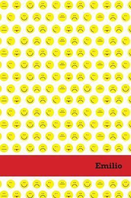 Etchbooks Emilio, Emoji, Wide Rule