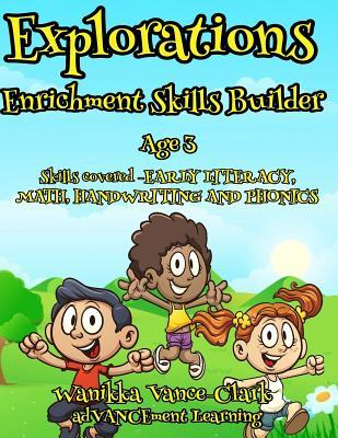 Exploration Enrichment Skills Builder 3 Years Old