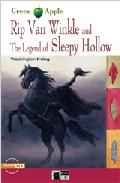 RIP VAN WINKLE AND THE LEGEND OF SLEEPY HOLLOW, ESO. MATERIAL AUX ILIAR (INCLUYE CD