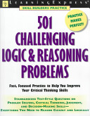 501 Challenging Logic and Reasoning Problems