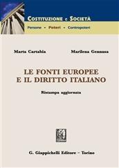 Le fonti europee e i...