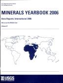 Minerals Yearbook Area Report